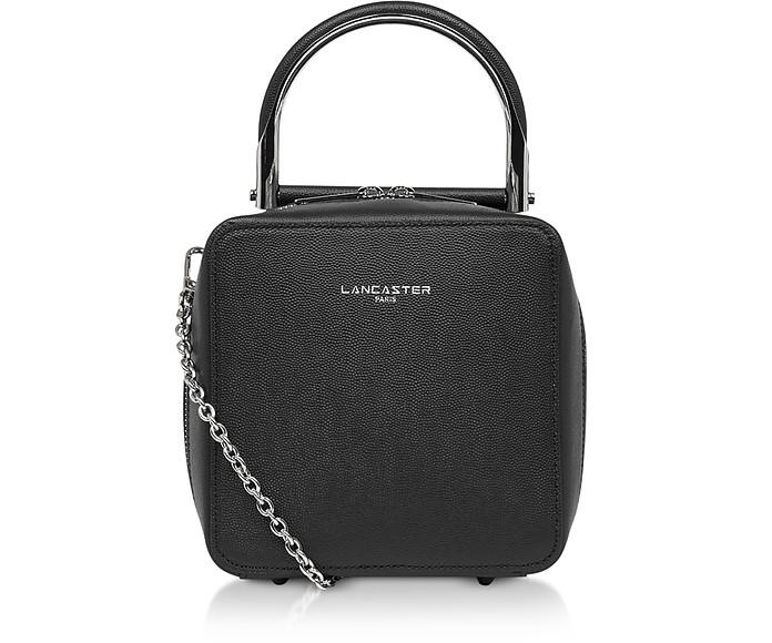 Caviar Bonnie Small Box Bag - Lancaster Paris