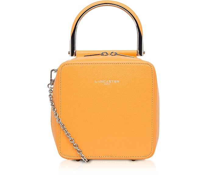 Caviar Bonnie Small Box Bag - Lancaster Paris