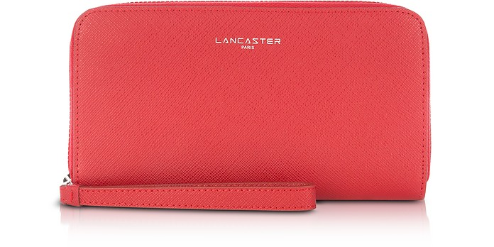 Adele Zip Around Continental Wallet - Lancaster Paris
