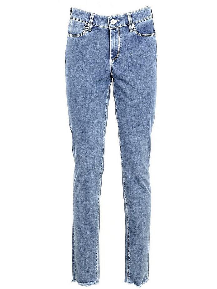 Women's Blue Jeans - Latino