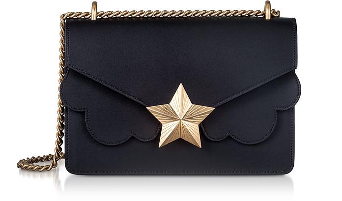Genuine Leather New Vega Medium Shoulder Bag - Les Jeunes Etoiles