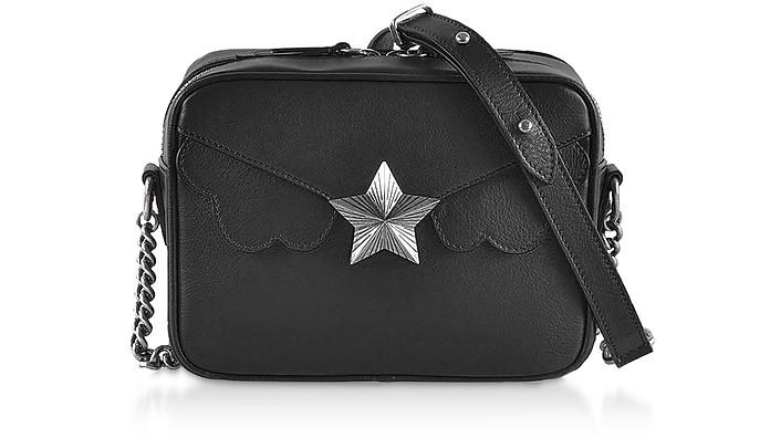 Vega Camera Bag con Logo Star - Les Jeunes Etoiles