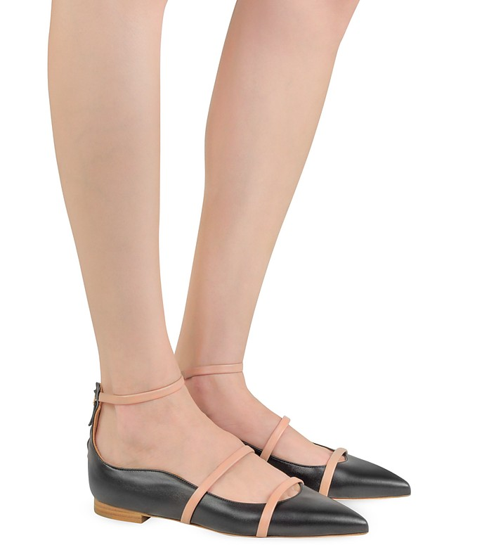 MALONE SOULIERS Robyn Flats ballerinas N32YEPTw