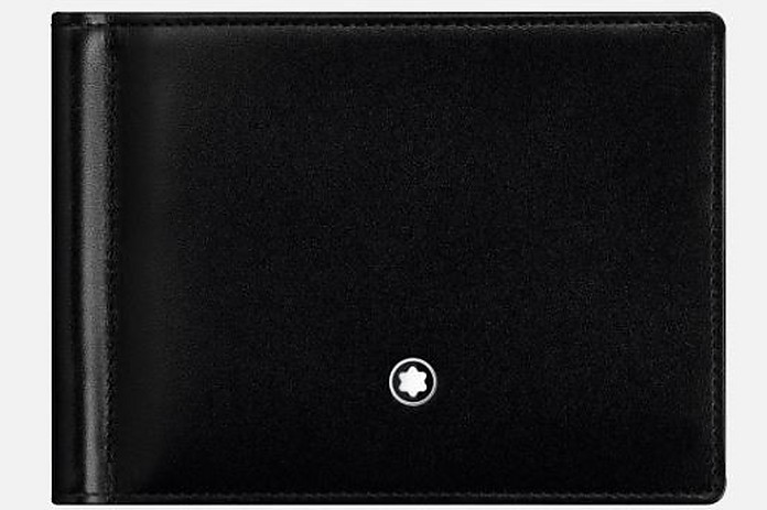 Black And Grey wallet - Montblanc