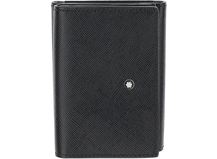 Black Sartorial Business Card Holder  - Montblanc 万宝龙