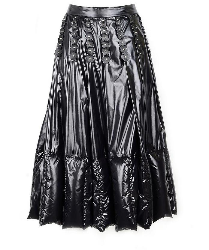 Women's Black Skirt - Moncler