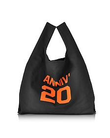Anniversary 20 Canvas Market Bag - MM6 Maison Martin Margiela