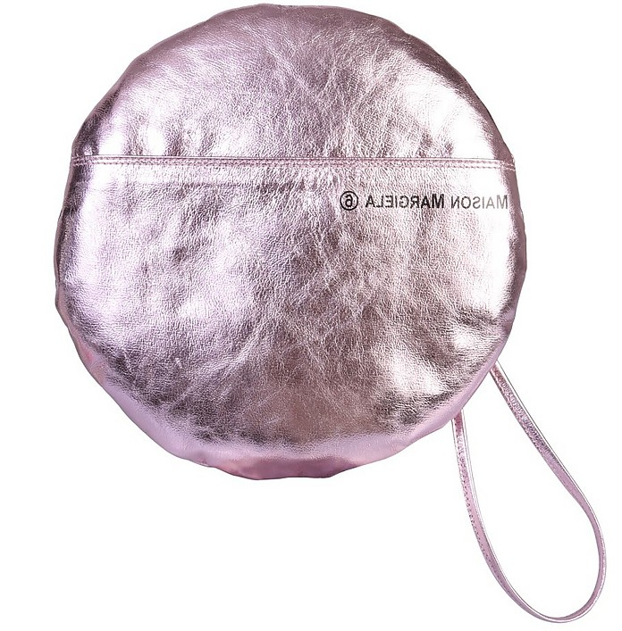 Clutch With Logo - MM6 Maison Martin Margiela