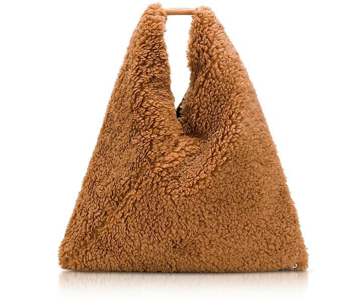 Japanese Faux Fur Tote Bag - MM6 Maison Martin Margiela