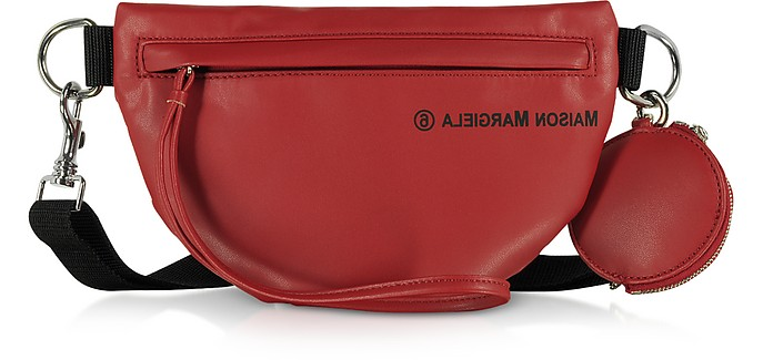 Red Belt Bag w/ Pouch - MM6 Maison Martin Margiela