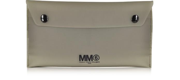 Translucent Vinyl Wallet - MM6 Maison Martin Margiela