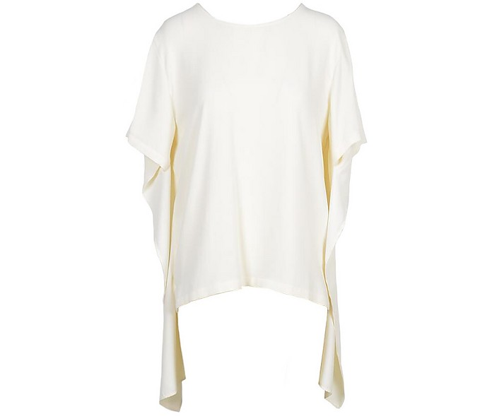 Women's White T-Shirt - MM6 Maison Martin Margiela