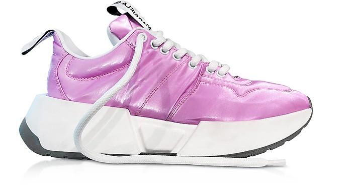 紫红色衬垫尼龙运动鞋 - MM6 Maison Martin Margiela 梅森·马丁·马吉拉