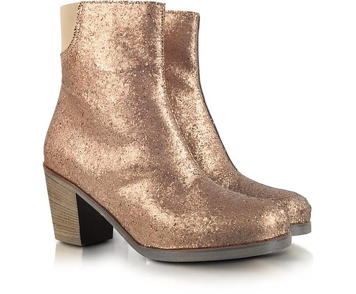 Glitter Ankle Boot - MM6 Maison Martin Margiela