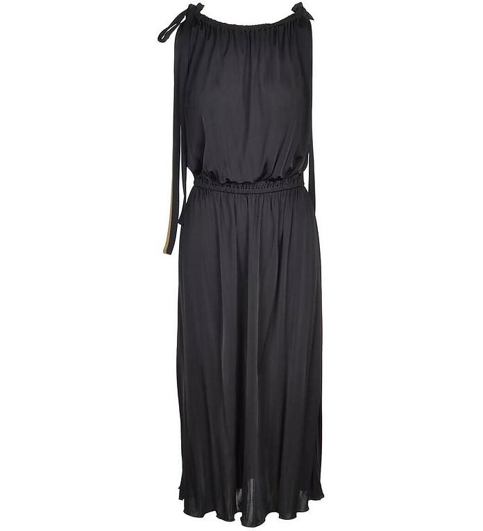Women's Black Dress - Mauro Grifoni
