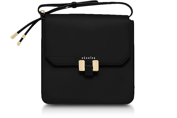 Black Lavagna Tilda Tablet Mini Bag - Maison Heroine