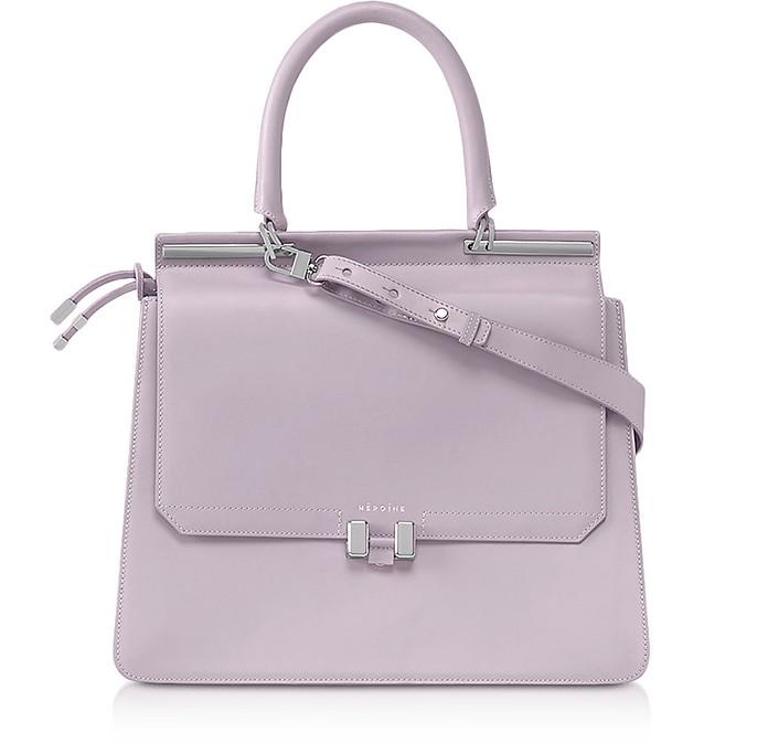 Lilac Marlene Laptop Briefcase 13' - Maison Heroine / メゾン ヒロイン