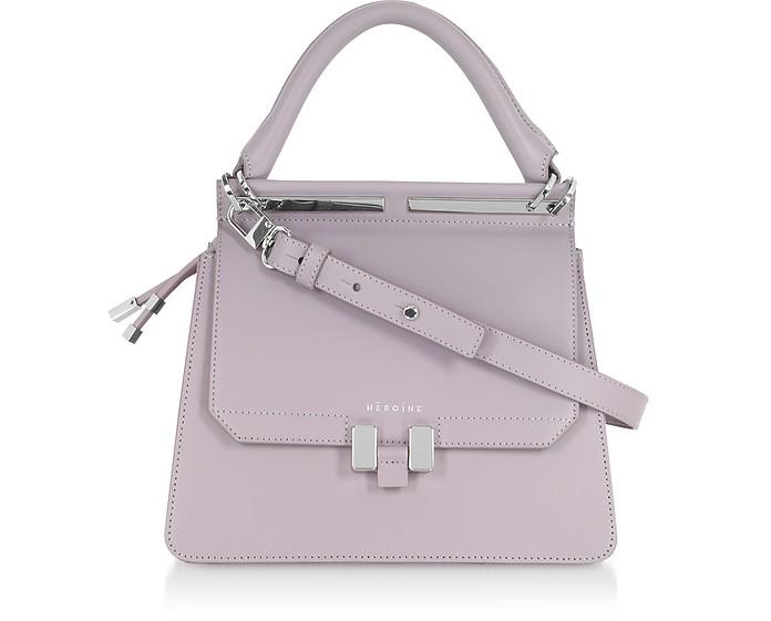 Lilac Marlene Mini Tablet Satchel Bag - Maison Heroine / メゾン ヒロイン