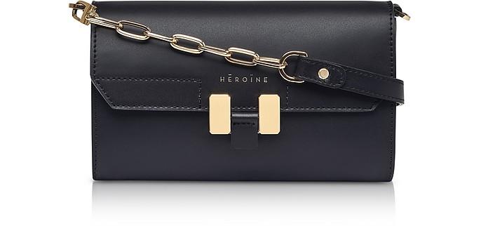 Black Carrie Belt Bag - Maison Heroine
