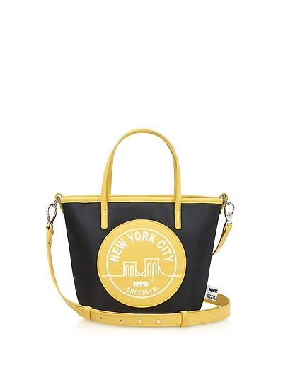 Brooklyn Yellow Paige Mini Shopper - Meli Melo