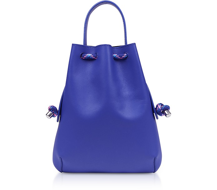 Majorelle Blue Briony Mini Backpack - Meli Melo