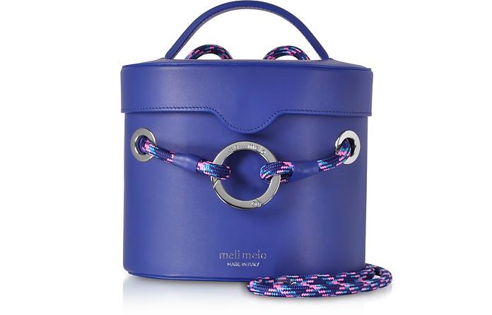 Majorelle Blue Nancy Shoulder Bag - Meli Melo