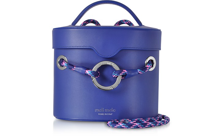 Majorelle Blue Nancy Shoulder Bag - Meli Melo