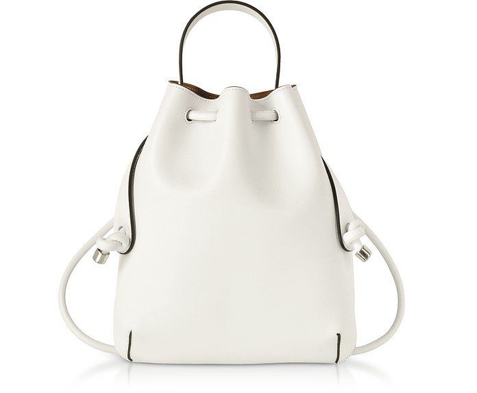 Briony Mini Nappa Leather Backpack - Meli Melo