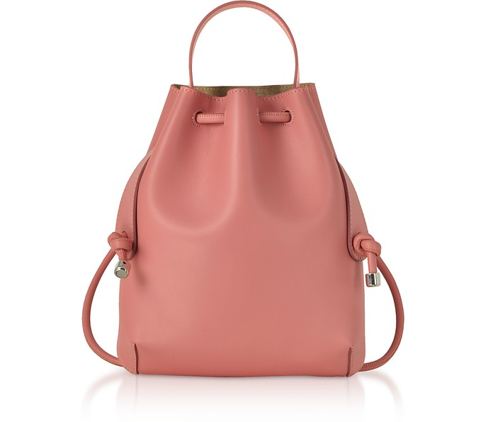Briony Mini Nappa Leather Backpack - Meli Melo