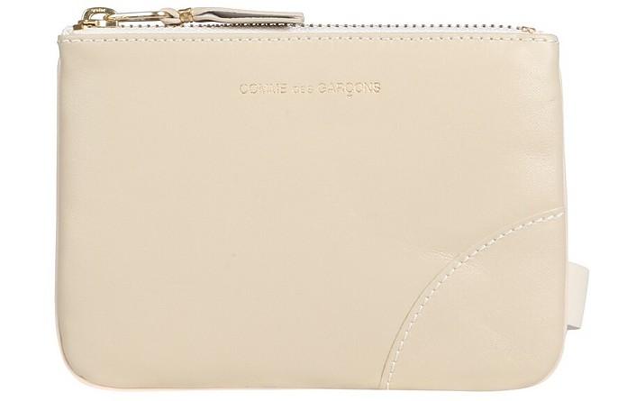 Wallet With Zip - Comme des Garçons