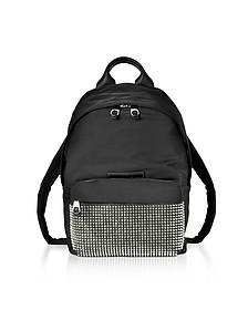 Black Nylon Classic Backpack - McQ Alexander McQueen