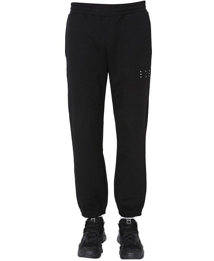 Black Signature Jogging Pants - McQ Alexander McQueen