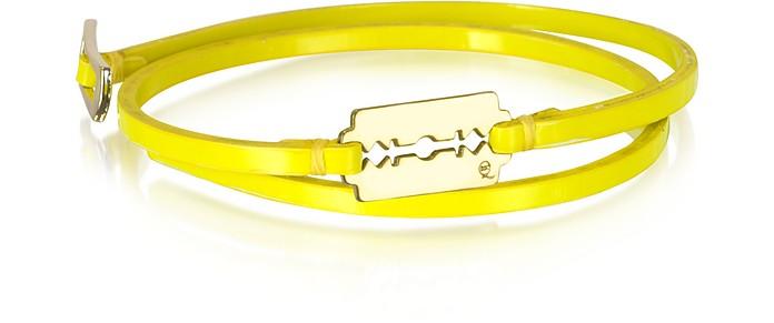 Mini Razor Double Wrap Bracelet - Alexander McQueen 亚历山大麦昆