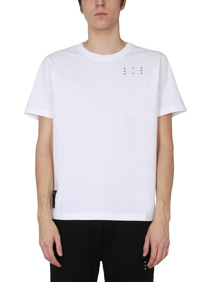 Crew Neck T-Shirt - McQ Alexander McQueen