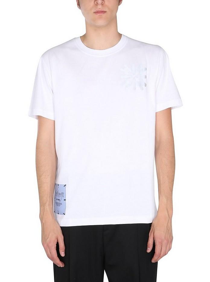 Relaxed Fit T-Shirt - McQ Alexander McQueen