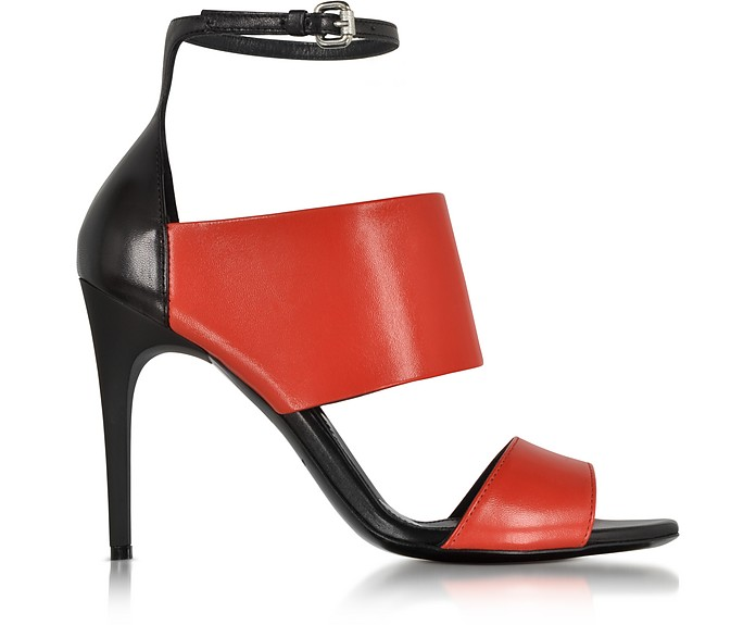 Lilly Ankle Strap Sandal - McQ Alexander McQueen