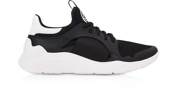 best sneakers 5141b 11357 Black Gishiki Low Top Sneakers