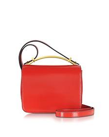 Hot Red Sculpture Bag