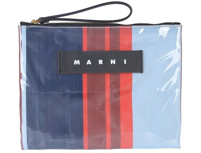 Glossy Grip Pouch - Marni