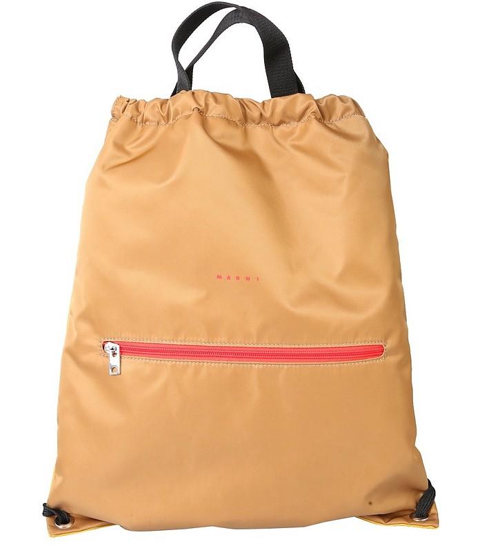 Backpack With Logo - Marni