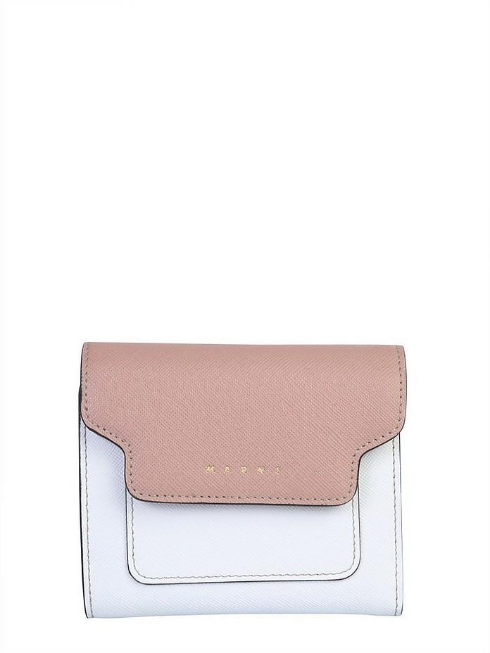 Wallet With Logo - Marni