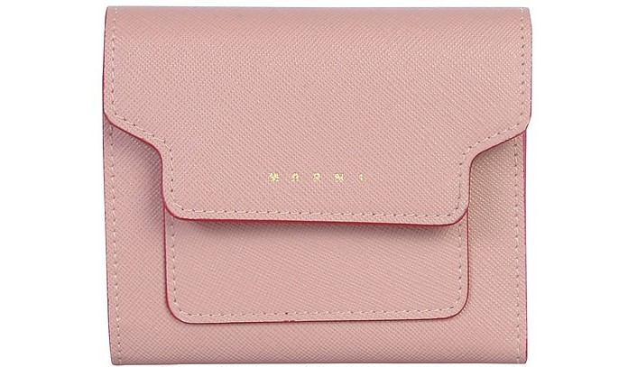 Wallet With Logo - Marni