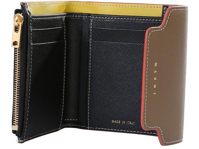 Wallet With Logo - Marni / マルニ