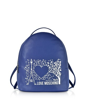 Love Moschino Backpack Handbags - FORZIERI Australia f92762ffb22c3