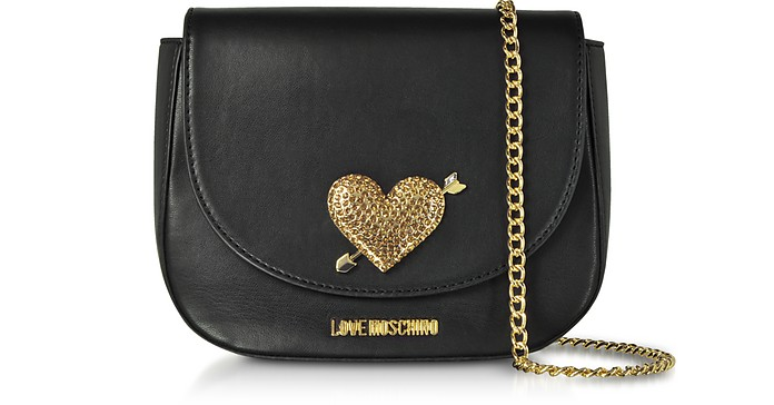 Evening Bag Crossbody w/Strass - Love Moschino / ラブ モスキーノ