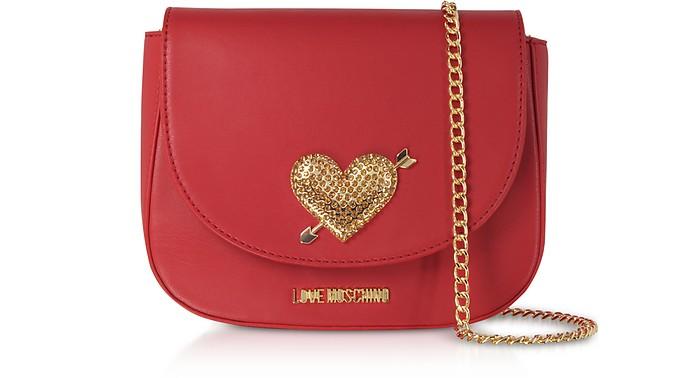 Evening Bag Crossbody w/Strass - Love Moschino / ラブ モスキーノ