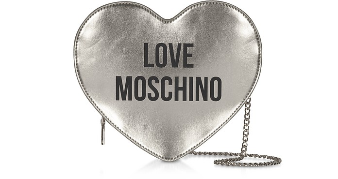 Sweet Heart Bag - Love Moschino