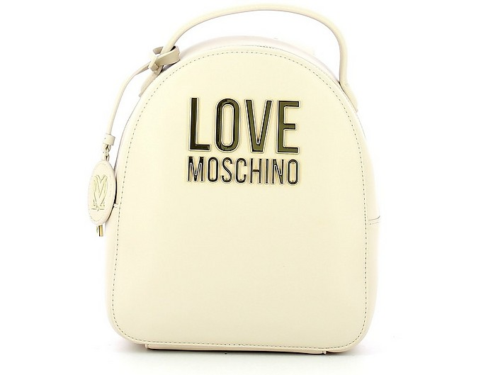 Women's Beige Bag - Love Moschino
