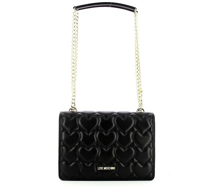Women's Black Bag - Love Moschino / ラブ モスキーノ