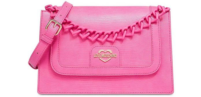 Women's Pink Bag - Love Moschino / ラブ モスキーノ